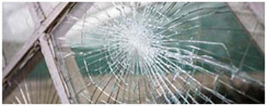 Swansea Smashed Glass